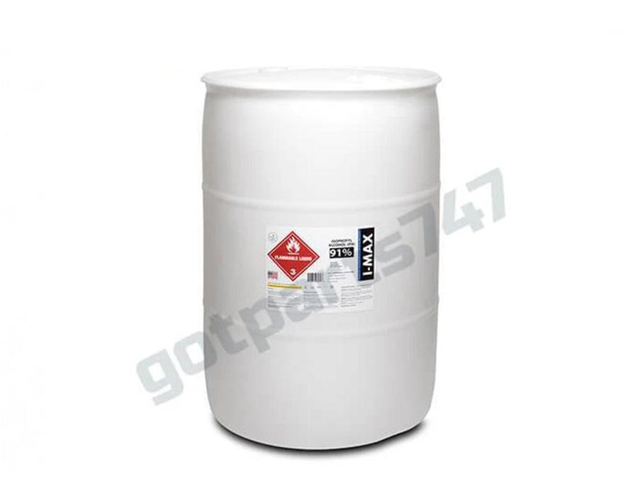 Isopropyl Alcohol - IPA 91% (55 Gallon Drum)