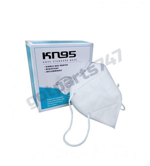 KN95 Face Masks - 20 Pack Individually Wrapped FDA Approved