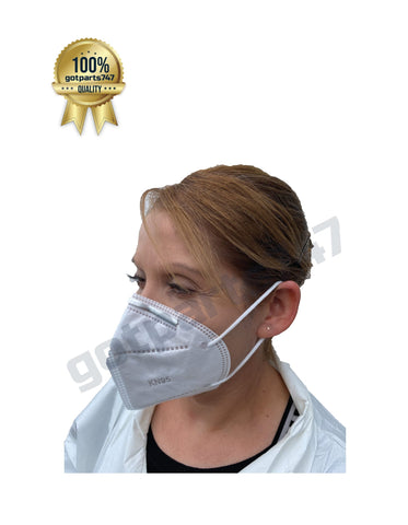 Image of KN95 Certified Masks
