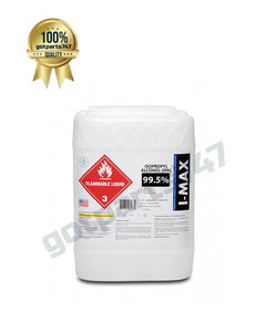 Isopropyl Alcohol - IPA 99.5% (5 Gallon)