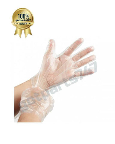 Food Polyethylene Gloves