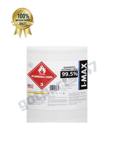 Image of Isopropyl Alcohol - IPA 99.5% (55 Gallon Drum)