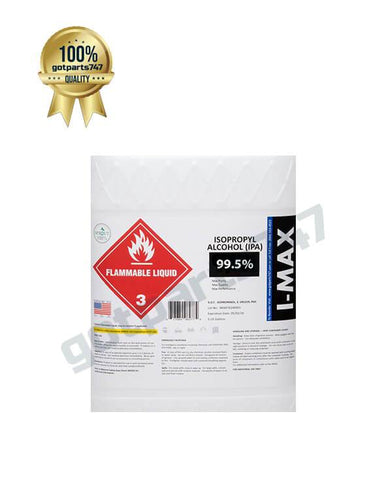 Image of Isopropyl Alcohol - IPA 99.5% (5 Gallon)