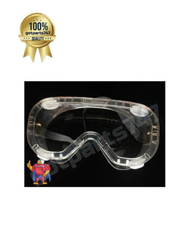 Image of Safety Goggles