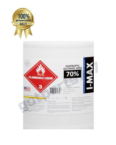 Image of Isopropyl Alcohol - IPA 70% (55 Gallon Drum)
