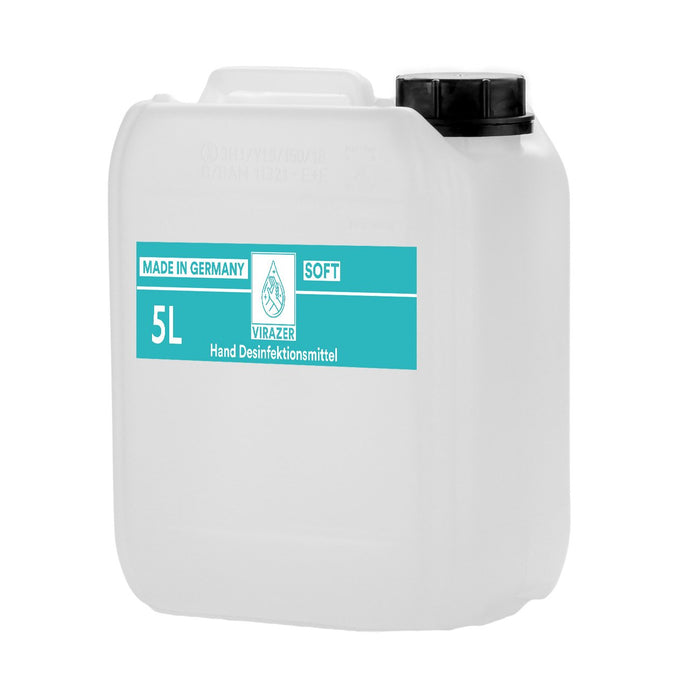 5 Liter Canister of Hand Disinfectant | Disinfectants | PixCare
