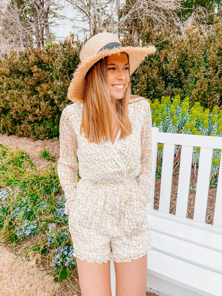 Elsa Romper - L'Avenue Boutique