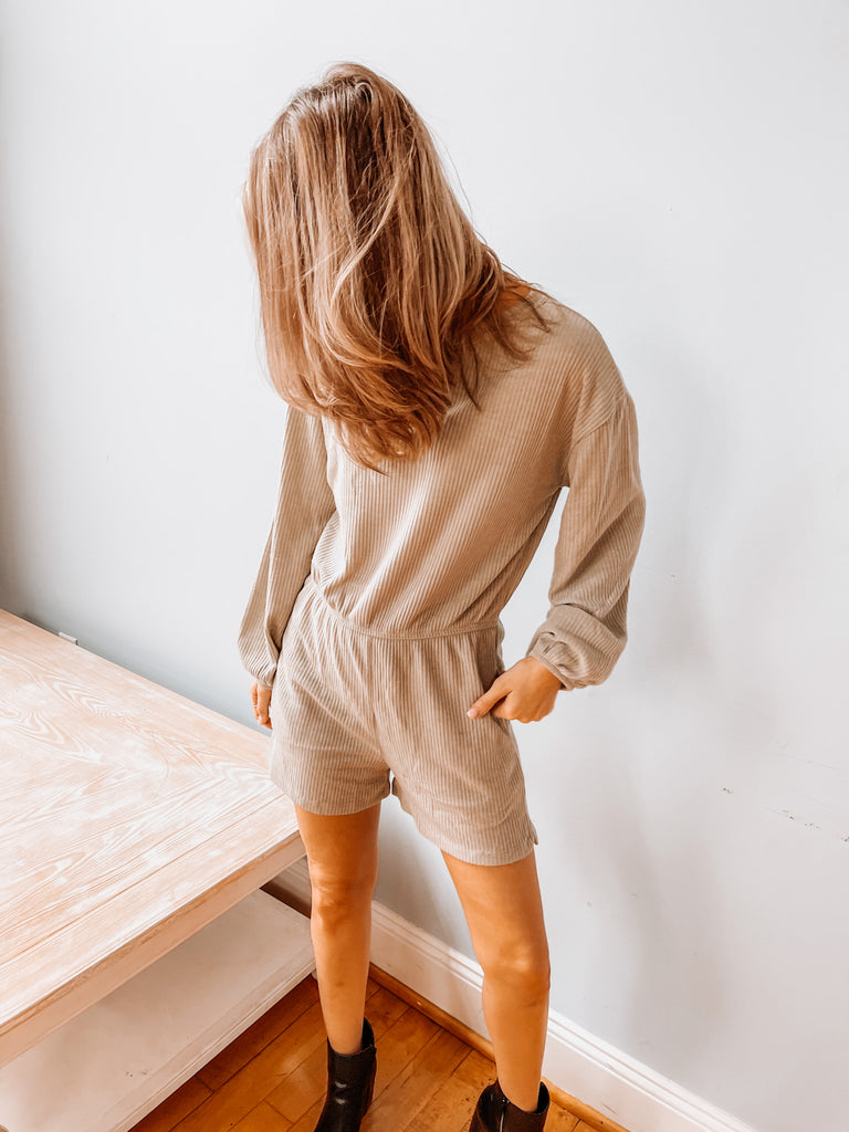 Mikayla Romper - L'Avenue Boutique
