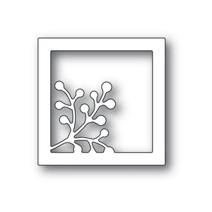 Poppystamps - Dies - Berry Square Frame