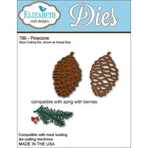 Elizabeth Craft Design - Pinecone