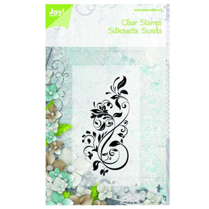 Joy! Crafts - Clear Stamps - Swirl l