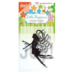 Joy! Crafts - Clear Stamps - Little Happiness Flying Fairy