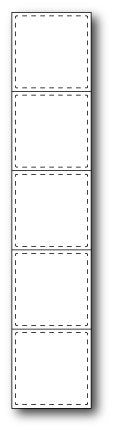 Memory Box - Perfect Patch Strip