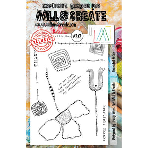 AALL & Create - Stamps - Thankful Petals #272