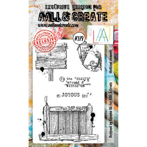 AALL & Create - Stamps - Medieval Elements #279