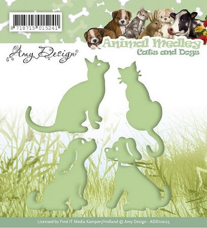 Amy Design - Cats & Dogs