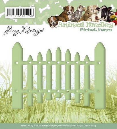 Amy Design - Picket Fence