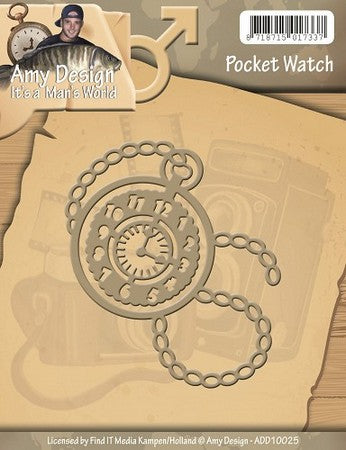 Amy Design - Pocket Watch