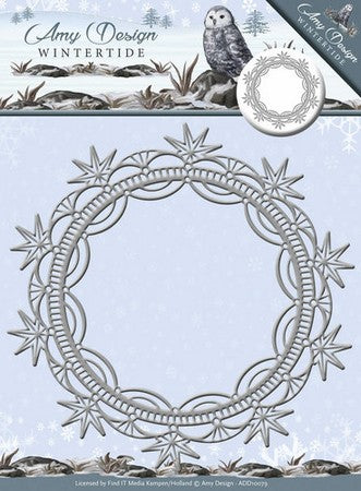 Amy Design - Wintertide - Ice Crystal Frame