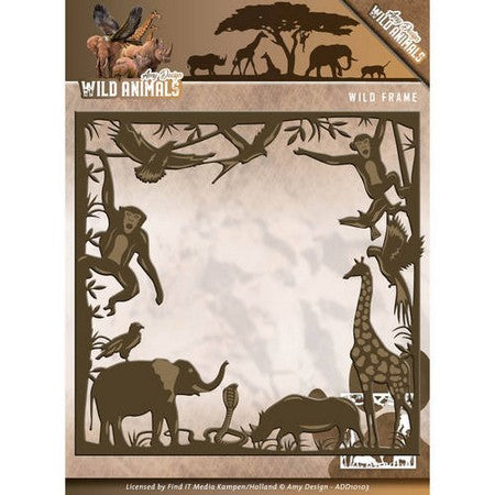 Amy Design - Wild Animals - Wild Frame