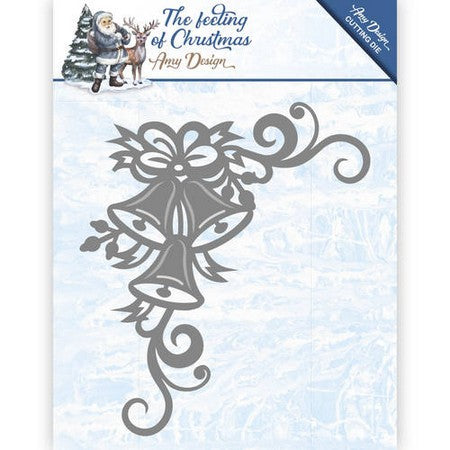Amy Design - The Feeling Of Chirstmas - Chirstmas Bells Corner