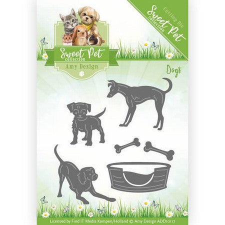 Amy Design - Sweet Pet - Dogs