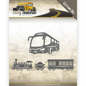 Amy Design - Daily Transport - Public Transport