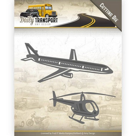 Amy Design - Daily Transport - Through The Air