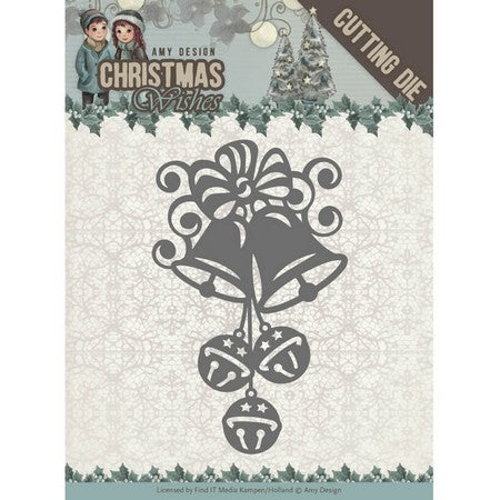 Amy Design - Christmas Wishes - Chirstmas Bells