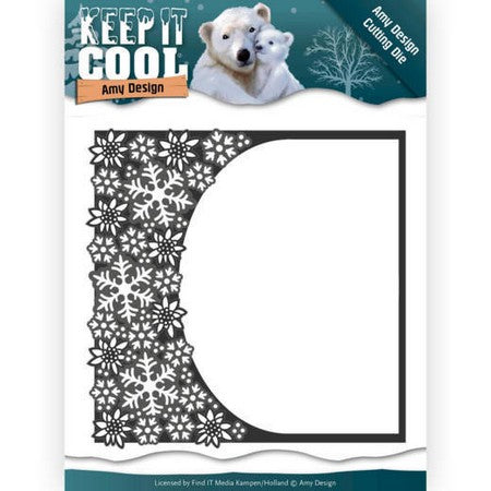 Amy Design - Keep It Cool - Cool Rounded Frame