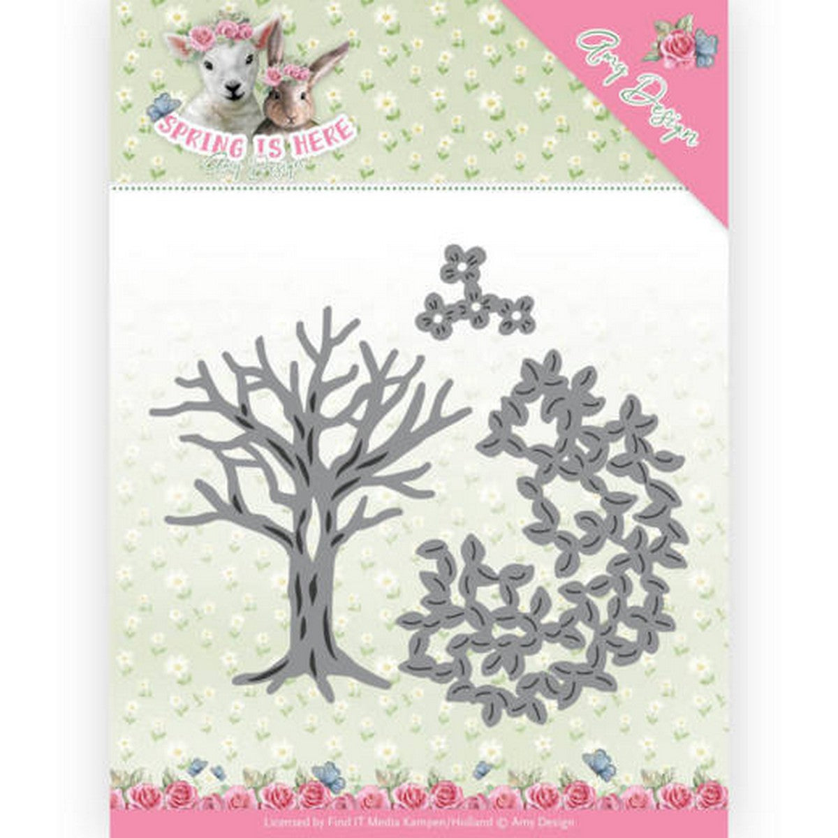 Amy Design - Spring Is Here - Spring Tree