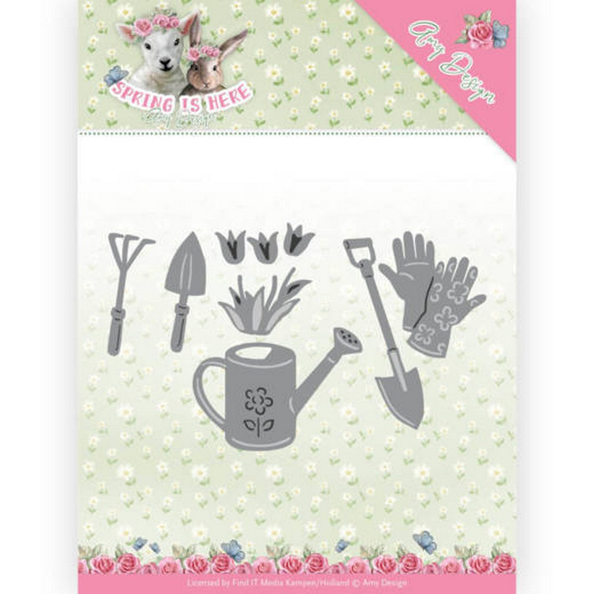 Amy Design - Spring Is Here - Garden Tools