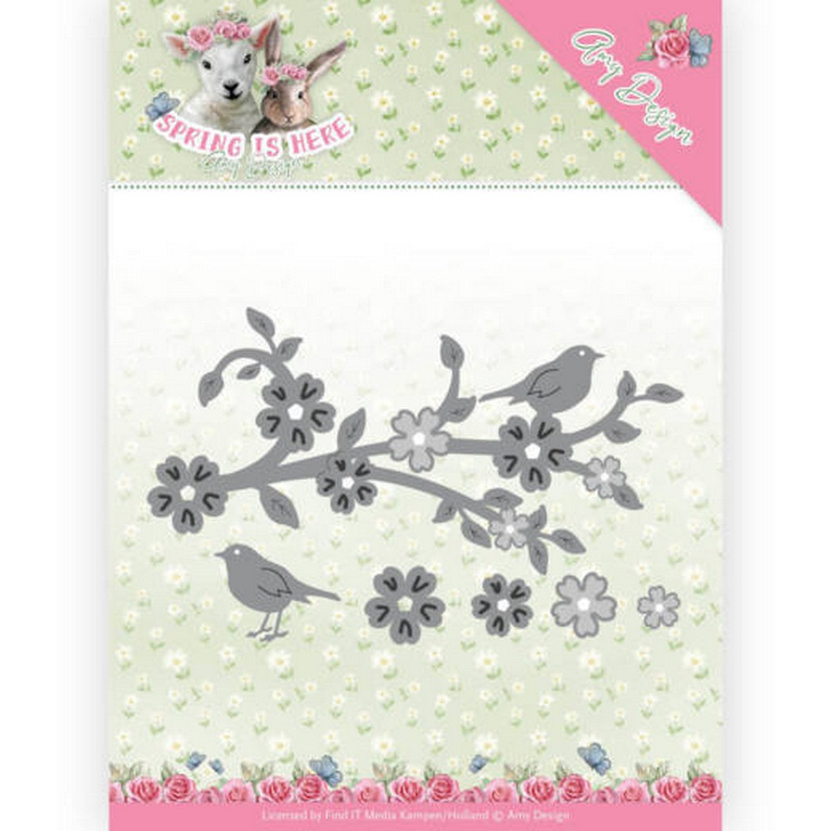 Amy Design - Spring Is Here - Blossom Branch