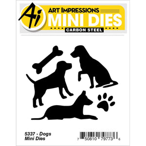 Art Impressions - Dies - Dogs