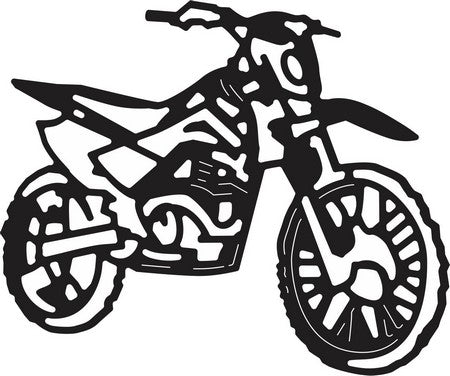 Cheery Lynn Designs - Dirt Bike