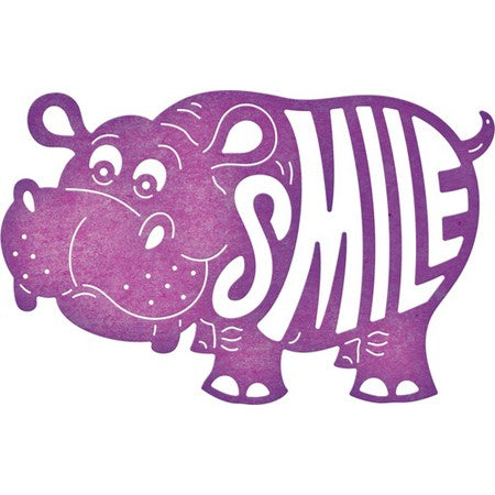 Cheery Lynn Designs - Happy Hippo