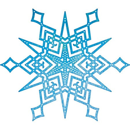 Cheery Lynn Designs - Snowflake Delight 1