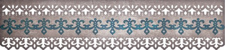 Cheery Lynn Designs - Fleur De Lis Border Set