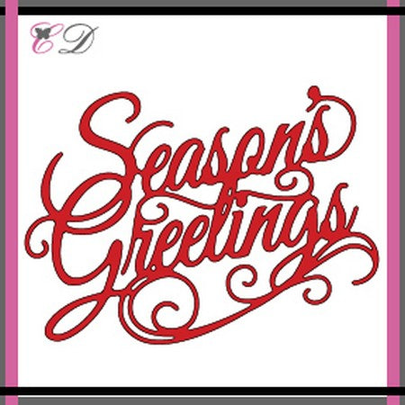 Cheapo Dies - Season's Greetings