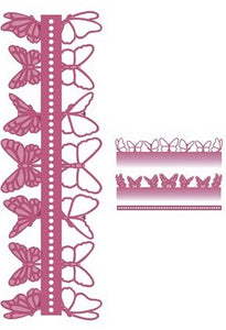 Sue Wilson Designs - Configurations Collection - Butterfly Edger