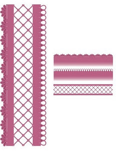 Sue Wilson Designs - Configurations - Trellis Edger