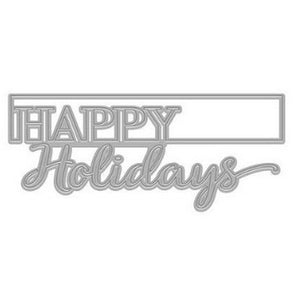 Hero Arts - Cut-Out Holidays