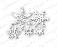 Impression Obsession - Small Snowflake Set