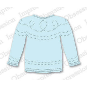 Impression Obsession - Dies - Sweater
