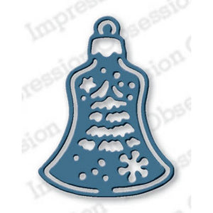 Impression Obsession - Dies - Christmas Bell