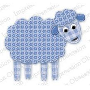 Impression Obsession - Patchwork Sheep