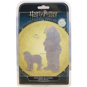 Disney - Cutting Dies - Harry Potter - Hagrid & Fang