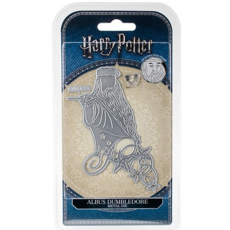 Disney - Cutting Dies - Harry Potter - Albus Dumbledore
