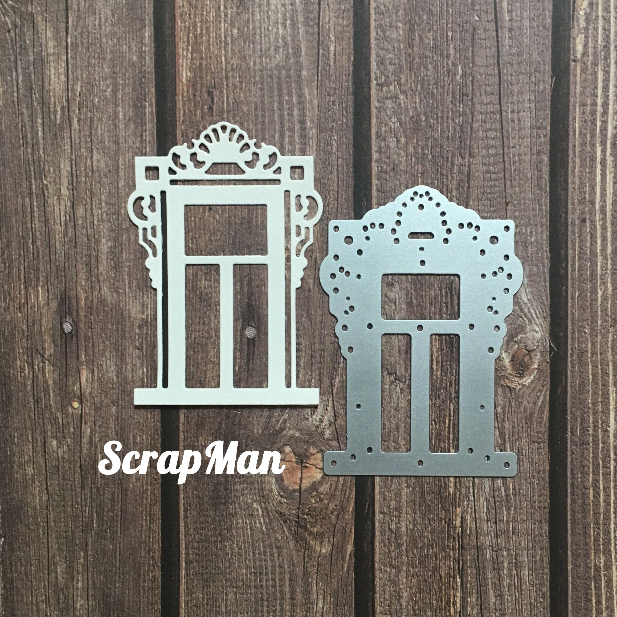 Scrapman - Dies - Window 1