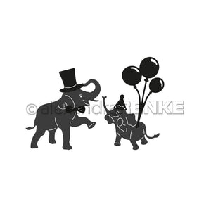 Alexandra Renke - Dies - Elephant Party